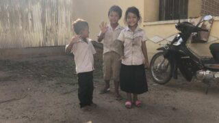 カンボジア支援の理由