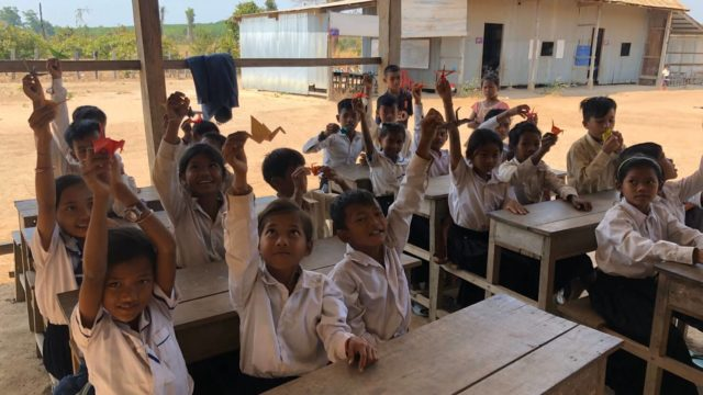 【喜びと感動の体験】最低4泊5日の学校支援訪問へのご案内